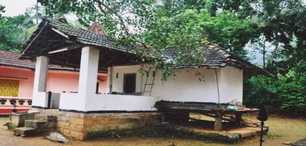 Moragammana Sri Mayurapada Purana Tampita Viharaya