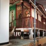 Weliwita Sri Sanghikarama Tampita Viharaya under restoration