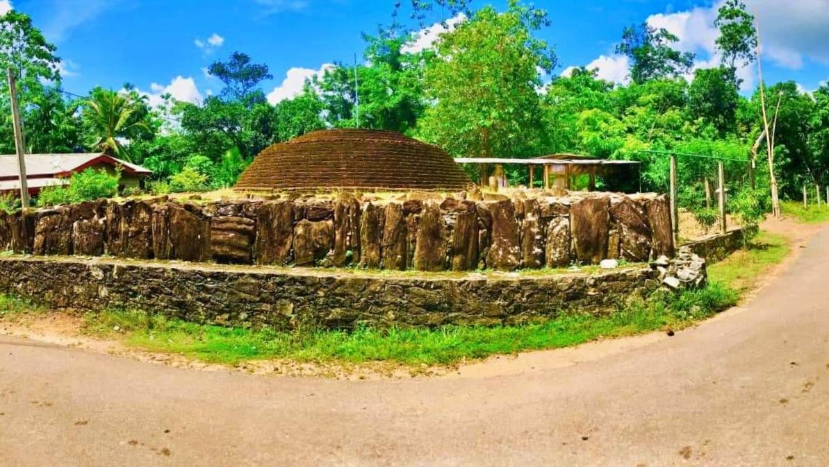 Warakagoda Veheragoda Stupa Archaeological Site