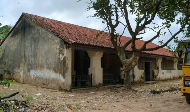 Dutch school and church, Ambalangoda