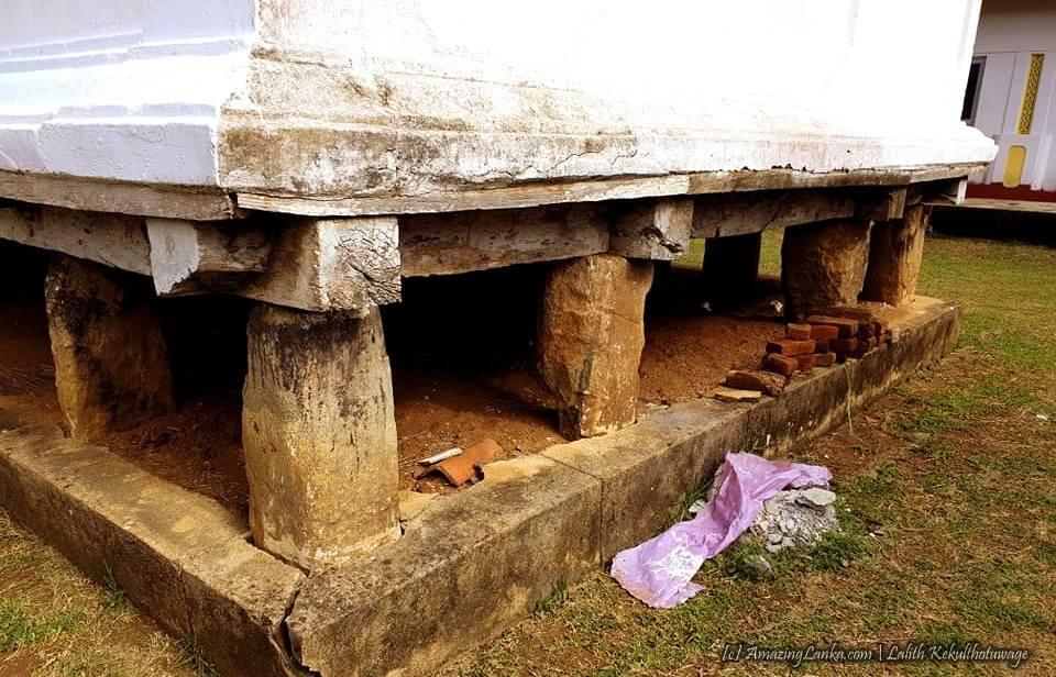 Weeraketiya Seegala Purana Tampita Viharaya - වීරකැටිය සීගල පුරාණ ටැම්පිට විහාරය