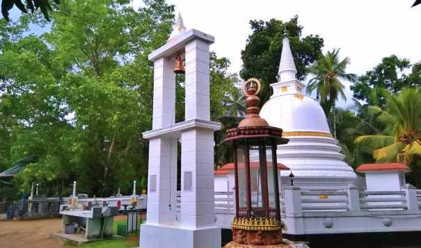 පල්ලෙමෝරුගම ජයවර්ධන ශ්රී සුමංගලාරාමය විහාරය - Pallemorugama Jayawardhana Sri Sumangalaramaya Viharaya