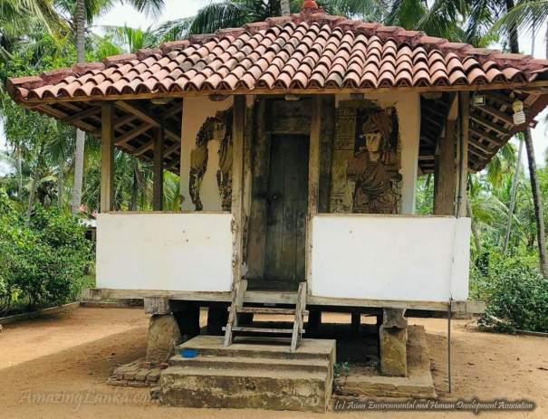 අමුණකොලේ ශ්රී වර්ධනාරාමය ටැම්පිට විහාරය - Amunakole Sri Wardhanaramaya Tampita Viharaya