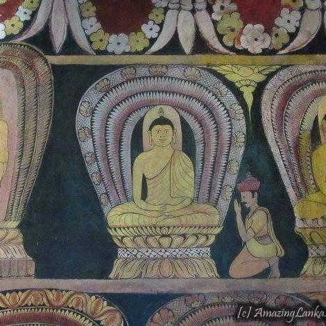 ඉහළ මුරුතැන්ගේ ශෛලබිම්බාරාම ටැම්පිට විහාරය - Ihala Muruthange Sri Shailabimbarama Tampita Viharaya