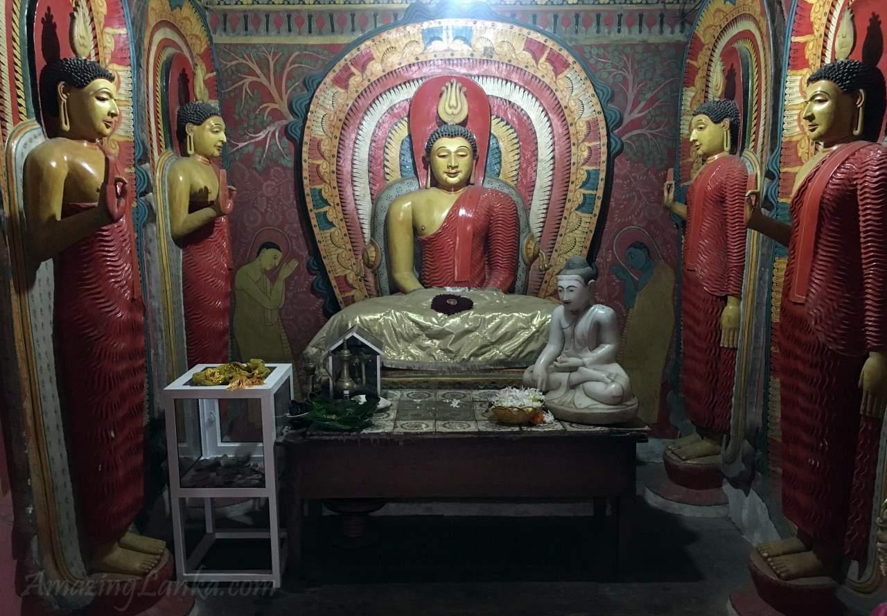 වලල පුරාණ ටැම්පිට විහාරය - Walala Purana Tampita Viharaya