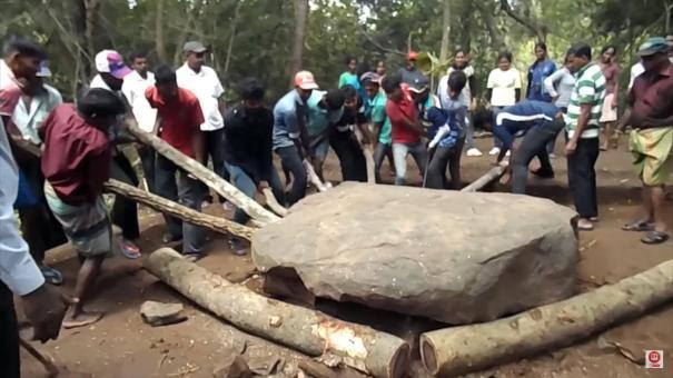 යාන් ඔය නිම්නයේ සැඟවුණු කොක්එබේ මෙගලිතික සුසාන භූමිය - Kokebe Megalithic Burial Grounds in Yan Oya Valley