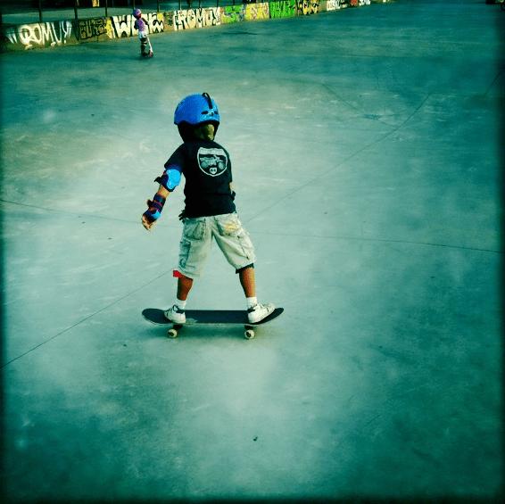 Skate park anglet