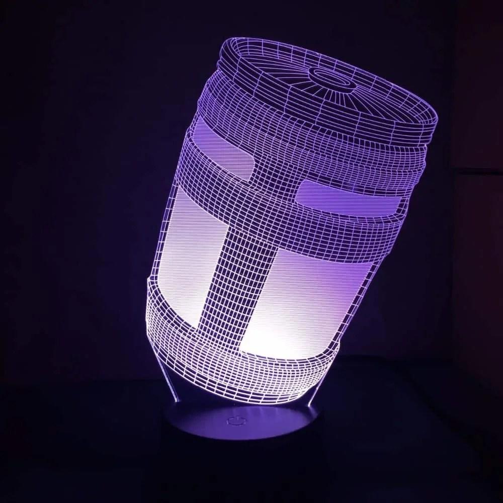 Buy Fortnite Chug Jug 3D Lamp AmazingMerch FREE SHIPPING