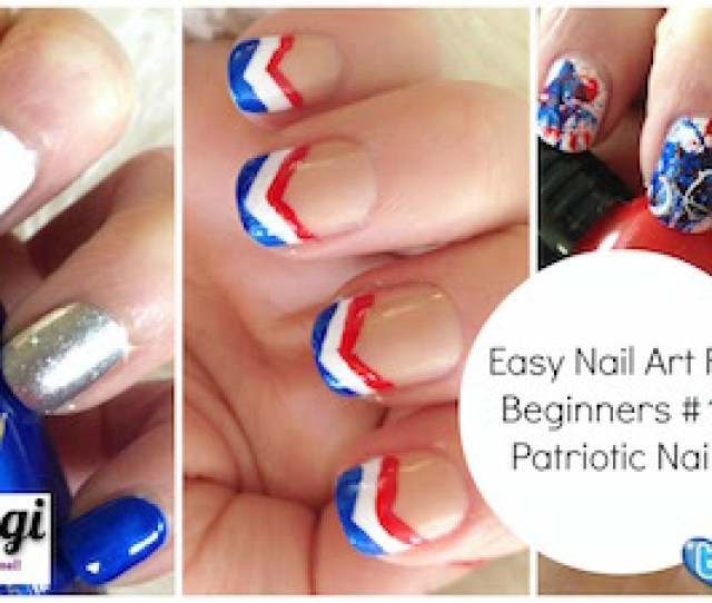 These New Nail Designs Are Made For Beginners And Was Inspired By Missjenfabulous Carli Bybel Let Me Know In The Comments Below Which Manicure You Like