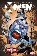 Apocalypse Wars Extraordinary X-Men