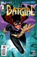 Batgirl #1 New 52 Gail Simone