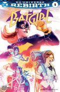 Batgirl #1 Rebirth