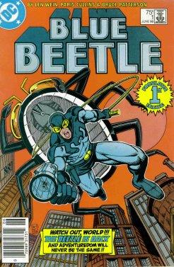 Blue Beetle Vol 6 Ted Kord #1