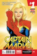 Captain Marvel vol 8 #1