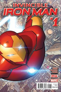 Invincible Iron Man (Vol 2) #1