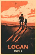 Logan Graphic Poster