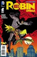 Robin Rises Omega #1 variant