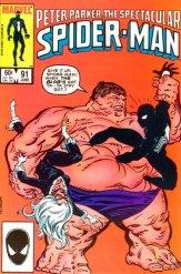 Spectacular Spider-Man #91