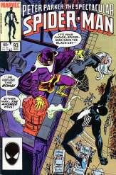Spectacular Spider-Man #93