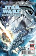 Star Wars Shattered Empire #1