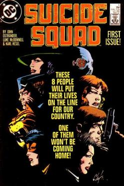 Suicide Squad Vol 1 #1