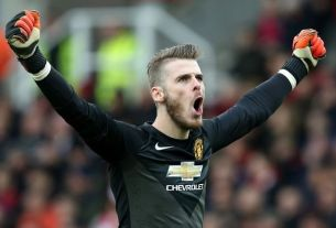 David De Gea To Stay At Manchester United