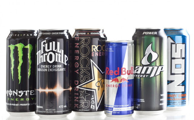 Did You Know??? The Health Risks of Energy Drinks!!!