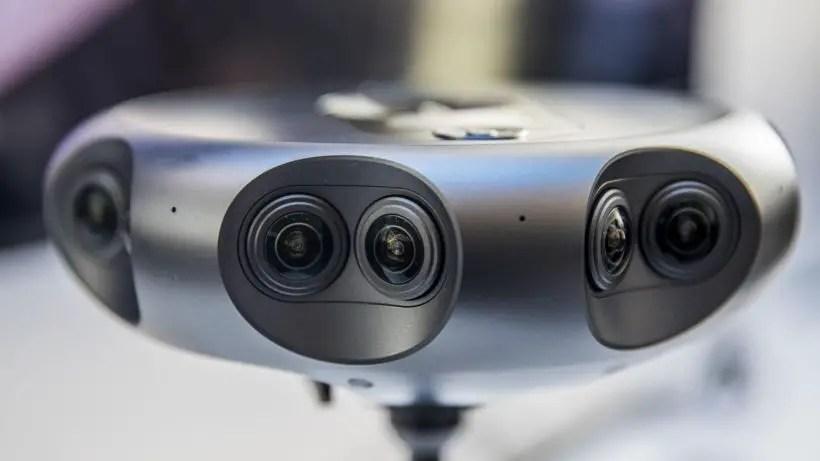 Samsung 360 Rround Camera