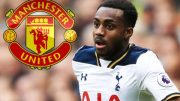 Manchester United Ready to Splash £50 million for Tottenham and England Defender Danny Rose!!!
