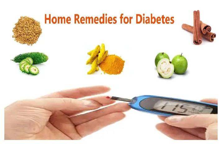 Home Remedies for Diabetes Mellitus