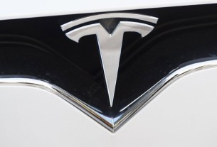 Tesla Advanced Battery Technology Car