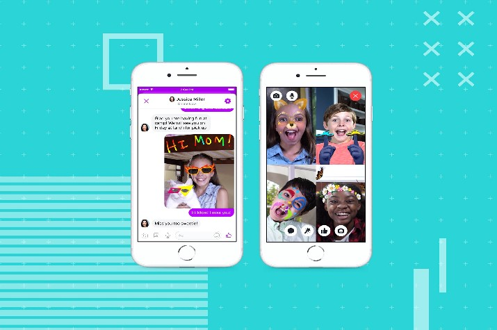Facebook Messenger Kids App