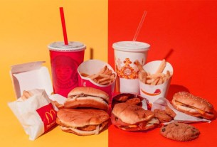 McDonald's New Value Menu