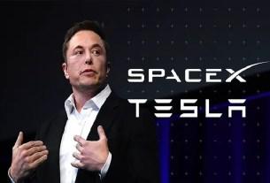 SpaceX-Tesla