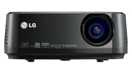 4K Projector by LG