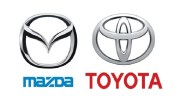 Toyota and Mazda