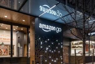 Amazon's New Supermarket