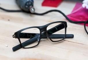 Intel Vaunt Smart Glass