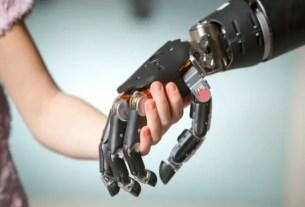 Prosthetic Human Hand