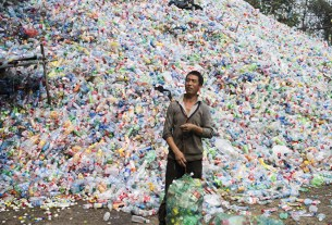 Recycling Death: US Struggles to Keep UP with the Plastic War