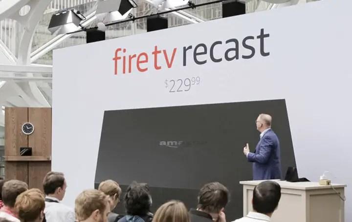 Amazon Fire TV Recast