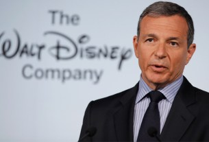 Bob Iger CEO of Disney States