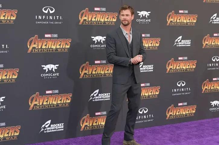 Chris Hemsworth Fitness App Centr