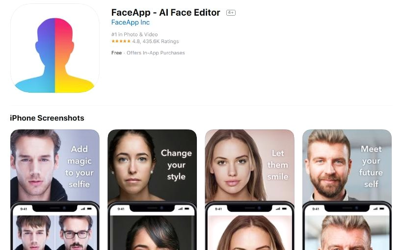 FaceApp #AgeChallenge Is Getting Famous On Twitter