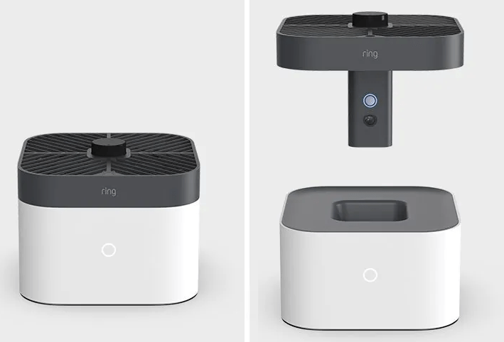 Amazon New Security Drone Camera