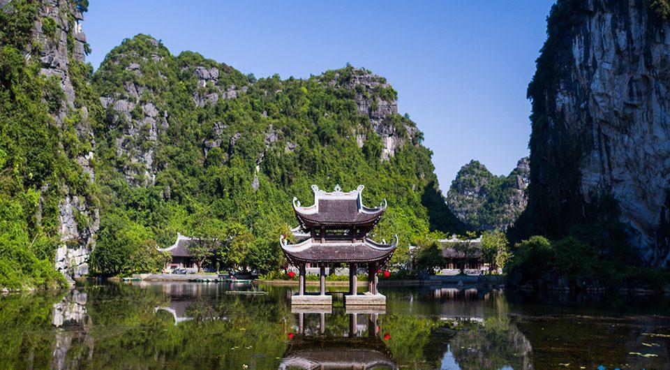 Image result for citadel of Hoa Lu