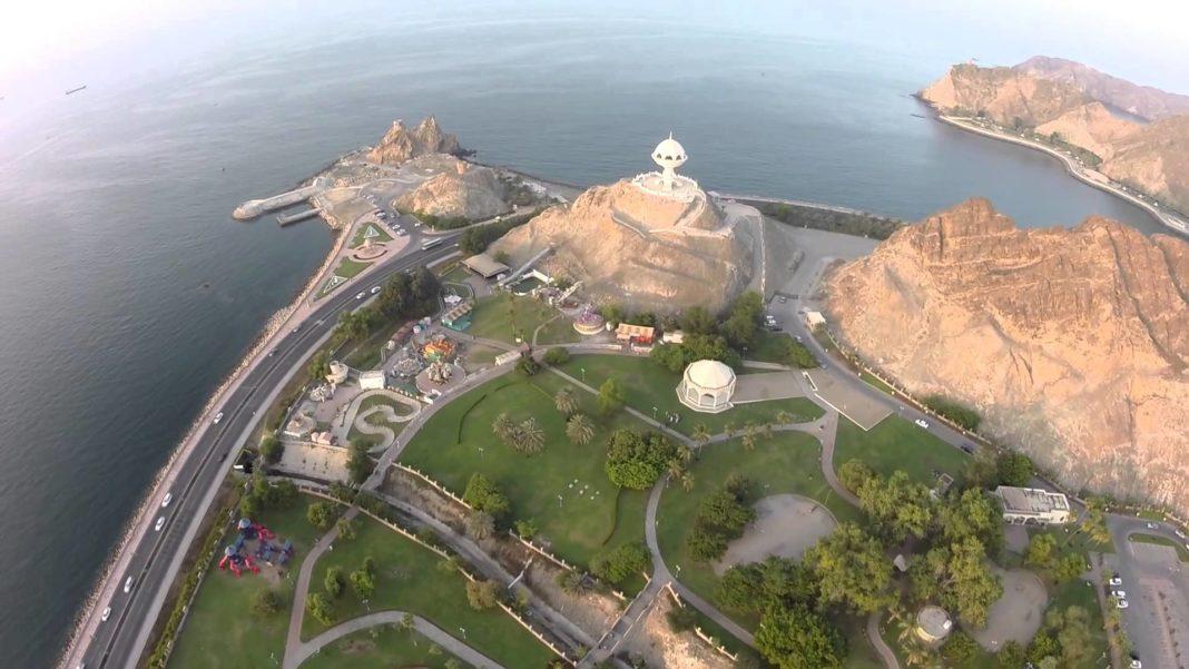 Cash Car Rentals >> Al Riyam Park and Kalbuh Park - Aerial Views - Amazing Oman