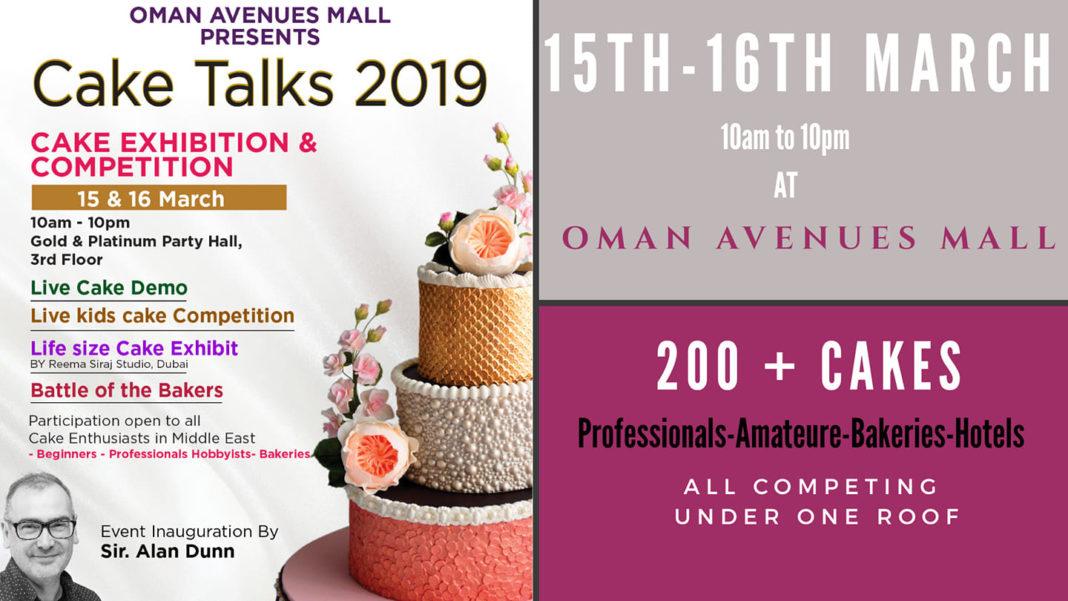 Cake Talks 2019 - Amazing Oman