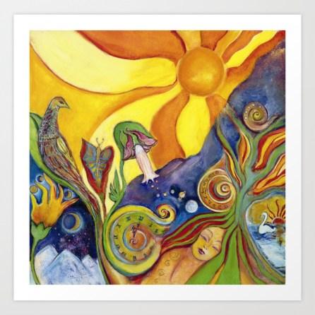 Sunshine Dream by Garden Of Delights