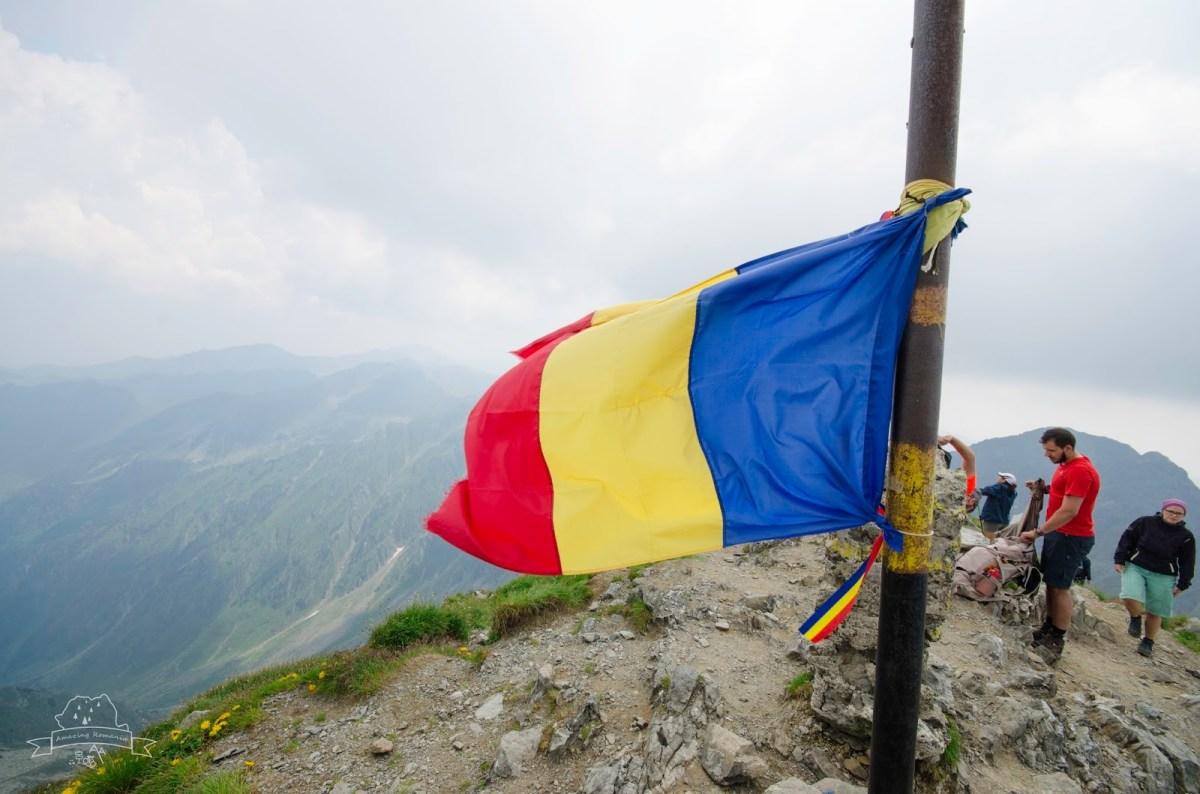 Pe Drumul Zmeilor până pe Vârful Negoiu (2535 m)